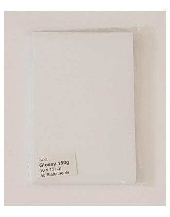 Inkjet Fotopapier glossy 10...